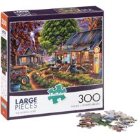 Buffalo™ Large Pieces™ The General Store™ Puzzle 300 pc Box