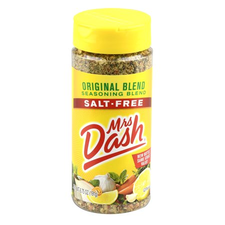 Mrs. Dash Original Seasoning, 6.75 oz