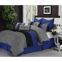 Superior Florence Textured 8-Piece Comforter set