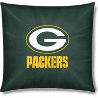 """NFL Packers Official 15"""" Toss Pillow"""