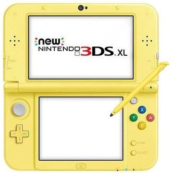 New Nintendo 3DS XL Pikachu Yellow Edition (Nintendo 3ds Xl Black Black Nintendo 3ds Xl)