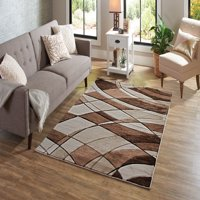 Better Homes & Garden Hand Carved Abstract Rug