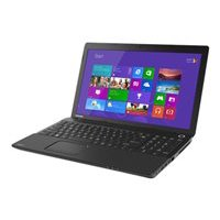 "Toshiba Satin Black 15.6"" Satellite C55D-A5240NR Laptop PC with AMD Dual-Core E1-1200 Accelerated Processor, 4GB Memory, 500GB Hard Drive and Windows 8"