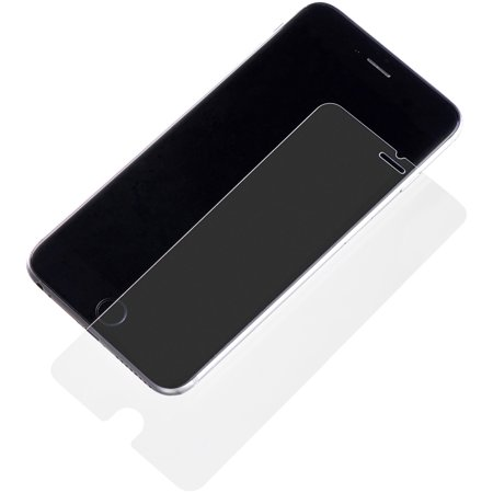 Blackweb High-Clarity Glass Screen Protector for iPhone 6 Plus/6S Plus (6s Hearing Protector)
