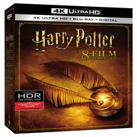 Harry Potter Collection (4K Ultra HD + Blu-ray + Digital)