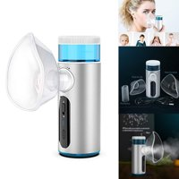 Handheld Inhaler Portable Ultrasonic Cool Mist Humidifier Nebulizer for Adults Children