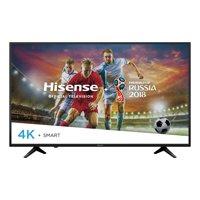 """Refurbished Hisense 49"""" Class 4K Ultra HD (2160p) HDR Smart LED TV (49H6E)"""