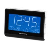 Best Dual Alarm Clocks - Magnasonic Alarm Clock Radio with USB Charging Review