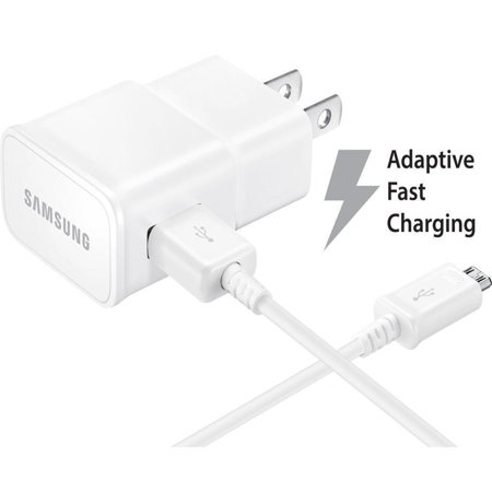 Dual Voltage Box Camera (BLU Studio C Super Camera Adaptive Fast Charger Micro USB 2.0 Cable Kit! [1 Wall Charger + 5 FT Micro USB Cable] Adaptive Fast Charging uses dual voltages for up to 50% faster charging!)