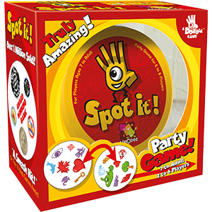 - Spot it! Card Game