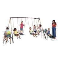 XDP Recreation Crestview Metal Swing Set