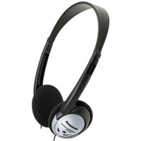 Panasonic RP-HT21 HT21 Lightweight Headphones with XBS