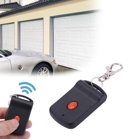 Portable 1 Button Garage Door Wireless Remote Control Transmitter 315MHZ Gate Opener, Garage Door Transmitter, Garage Door Remote Control - Gate Opener Remote Transmitter