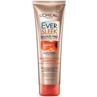 L'Oreal Paris EverSleek Keratin Caring Shampoo 8.5 FL OZ