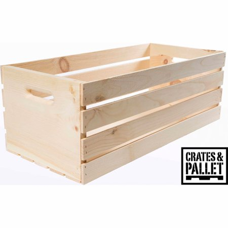 Crates and Pallet X-Large Wood Crate](Apple Crate)