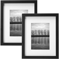 """Better Homes & Gardens Gallery 8"""" x 10"""" Matted to 5"""" x 7"""", Set of 2"""