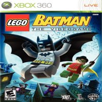 Warner Bros. LEGO Batman (Xbox 360)