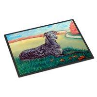 Scottish Deerhound Door Mat Doormat