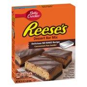 (2 Pack) Betty Crocker Reese's Dessert Bar Mix, 16 oz Box