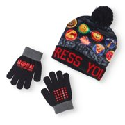 2110146bb60cb Boys  EXP Yourself Hat and Glove Set