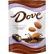 Dove Milk Chocolate Almond Candy, 5.5 Oz.