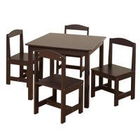 TMS Hayden Kids' 5-Piece Table and Chairs Set, Multiple Colors