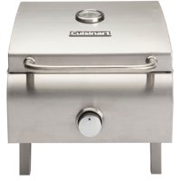 Cuisinart Professional Portable Gas Grill in Stainless Steel