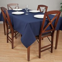 """Riegel Premier Hotel Quality Tablecloth, 52"""" x 120"""", Available in Multiple Colors"""
