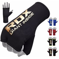 RDX Boxing Hand wraps MMA Inner Gloves Punch Bag Half finger Bandages