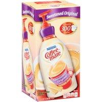 (Pack of 2) Coffee-Mate Sweetened Original Liquid Coffee Creamer 50.7 fl. oz. Pump