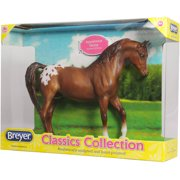 9ca34f908c Breyer Classics Chestnut Appaloosa Horse Toy (1 12 Scale)