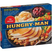 Hungry-Man® Roasted Carved White Meat Turkey 16 oz. Box