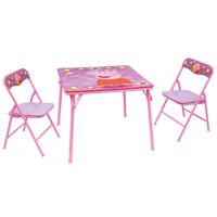 Peppa Pig Erasable Activity Table Set