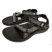 best website 1fe81 37788 Air Balance Men s River Water Sandal(Black   Gray , 8(M) US