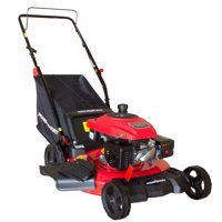 "PowerSmart DB2194P 21"" 3-in-1 160cc Gas Push Lawn Mower"