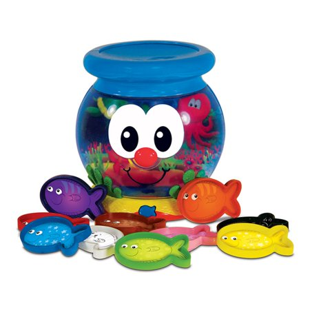 The Learning Journey Learn with Me, Color Fun Fish Bowl](Learning Toys For 3 Year Olds)