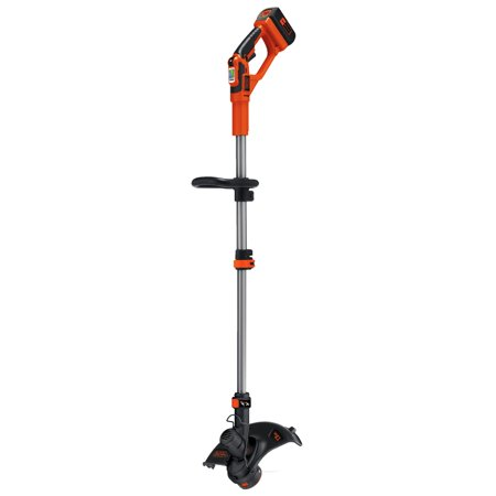 BLACK+DECKER LST136 40V MAX* Lithium High Performance String Trimmer with Power (Black & Decker String Trimmer Gh1000 Parts)