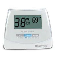 Honeywell Humidity Monitor, HHM10, White