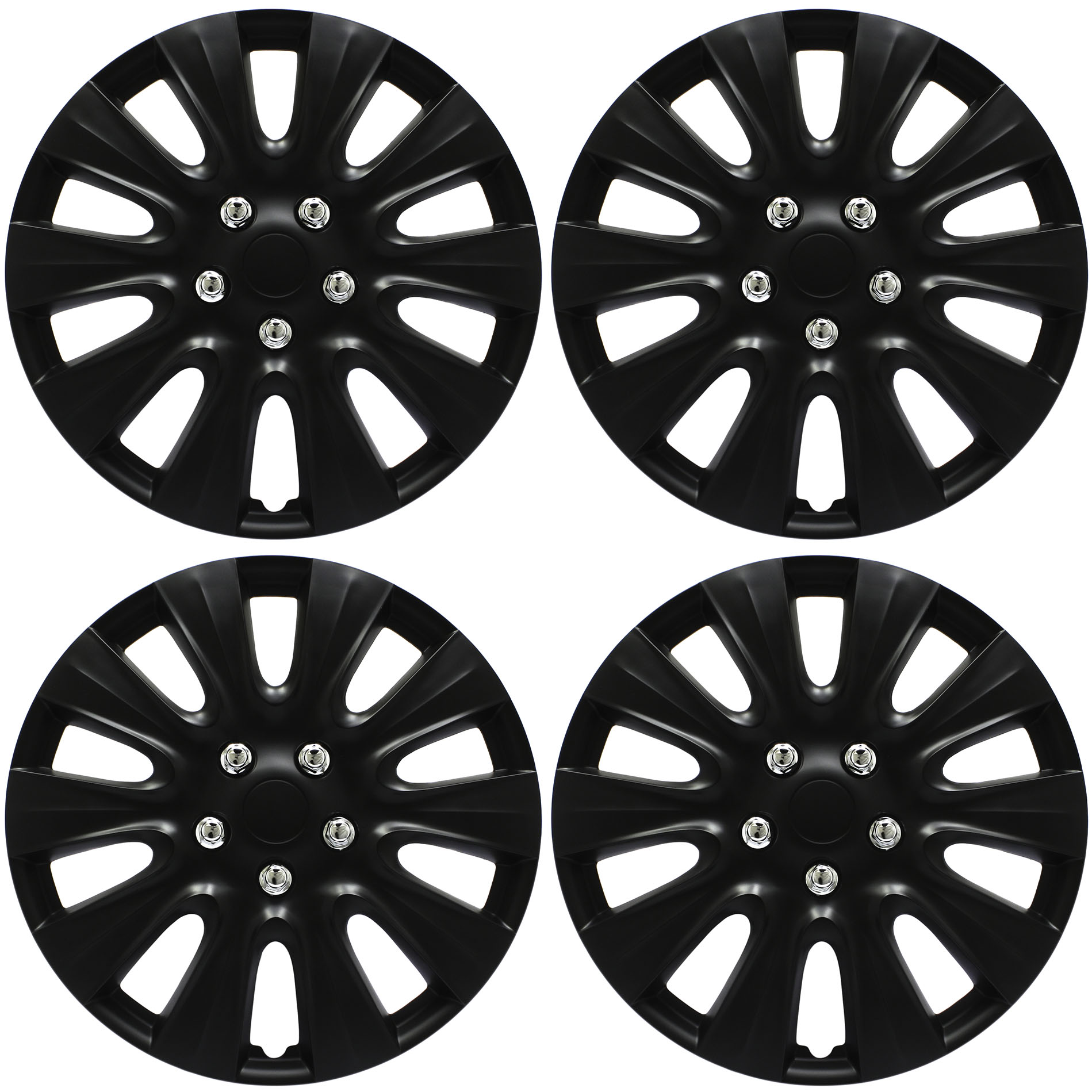 hubcaps 08 Malibu Problems cover trend set of 4 only fits 17 inch wheels that
