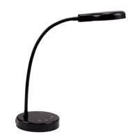 MS BLK LED DESK LAMP
