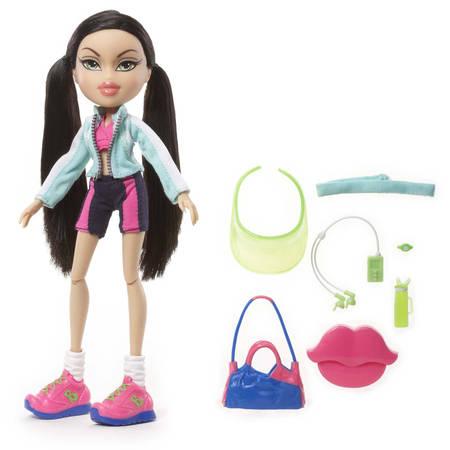 Bratz Fierce Fitness Doll, Jade