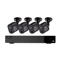 Q-See 8 Channel Security DVR System with 4-1080p PIR Bullet Cameras, 1TB