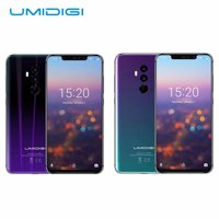 "Mobile Phone Cell Phones,UMIDIGI Z2 Global Edition 4G Unlocked Smartphone,6GB Memory 64GB ROM 6.2"" FHD + Full Screen, Four Lens Face ID"