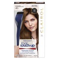 Clairol Root Touch-Up Permanent Hair Color, 4G Dark Golden Brown