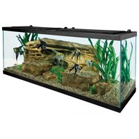 Product Image Tetra 55G Starter Aquarium With Net Food Filter Heater Conditioner