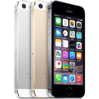 Refurbished Apple iPhone 5S 16GB, Space Gray - Locked AT&T