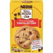 NESTLE TOLL HOUSE Chocolate Chip Cookies – Ready to Eat, Individually Wrapped Chocolate Chip Cookies, No Artificial Colors and Flavors, 7 oz. Box