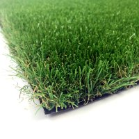 AllGreen Chenille Deluxe 6 x 9 ft Multi Purpose Artificial Grass Synthetic Turf Indoor/Outdoor Doormat/Area Rug Carpet