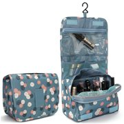 9458b2893ae3 Asewin Hanging Toiletry Bag-Portable Travel Organizer Cosmetic Make up Bag  case for Women Men