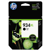 HP 934XL High Yield Black Original Ink Cartridge (C2P23AN)